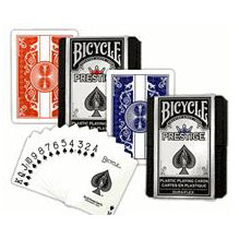 Bicycle Prestige Marked Cards
